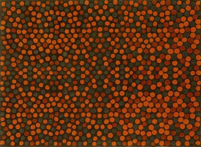 Дизайнерский ковёр NOW CARPETS Francesc Rife Adok 300х200 см