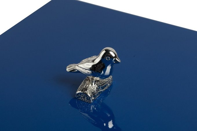 Шкатулка для украшений Rebel Dark Blue