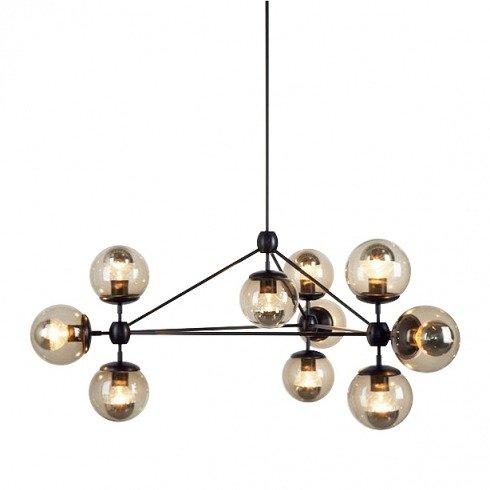 Светильник подвесной Modo Chandelier 10 Globes