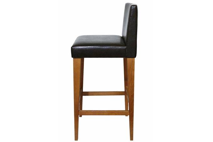 Барный стул Yoko черного цвета