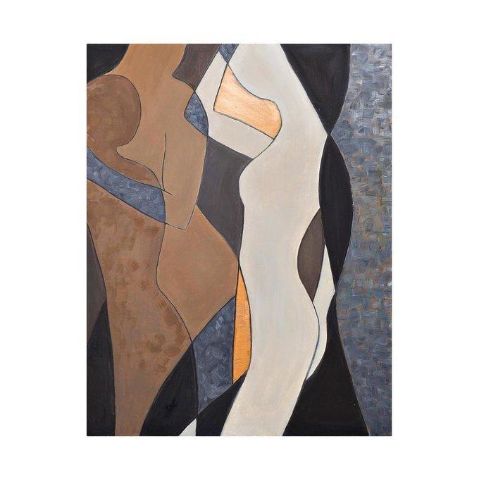 Картина на холсте Фантазия 78х100