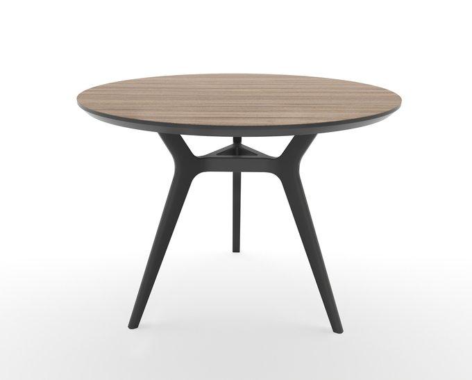 Обеденный стол Glat 90 дуб