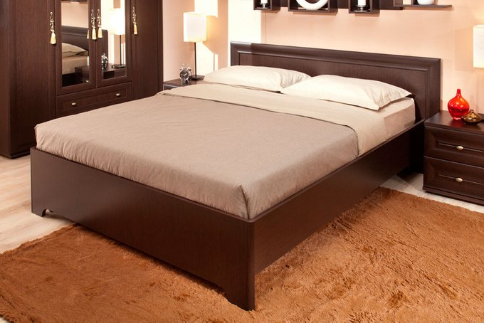 Кровать без подъемного механизма Анкона