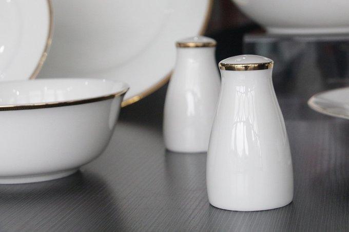 Набор посуды Jardine из фарфора