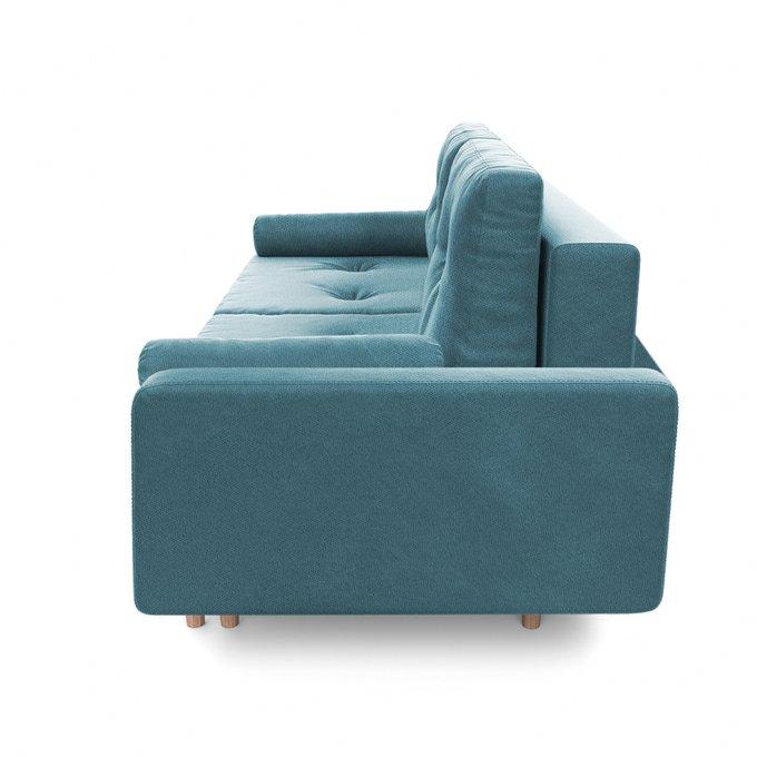 Диван-кровать Дэн цвета морской волны