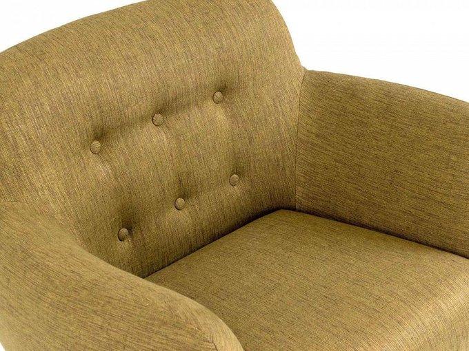Кресло Loa на деревянных ножках