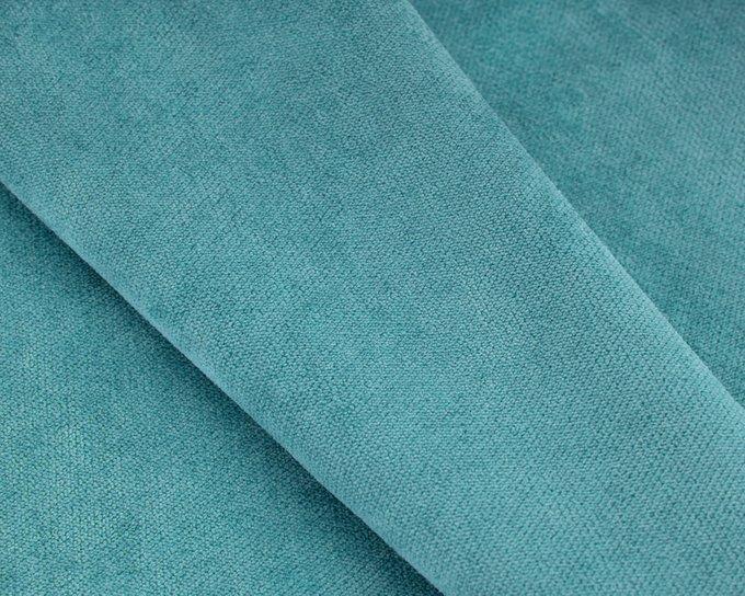 Покрывало Uno Lofty Azure 140х210 бирюзового цвета