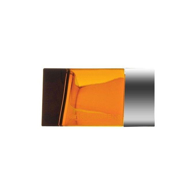 Держатель для полотенца Rail янтарного цвета