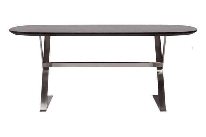 Стол на металлокаркасе Bellini Black Three