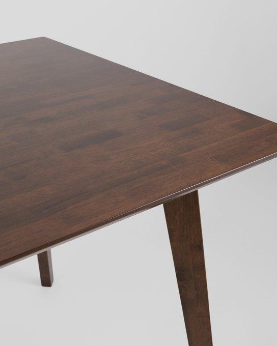 Обеденный стол Vardi из массива гевеи