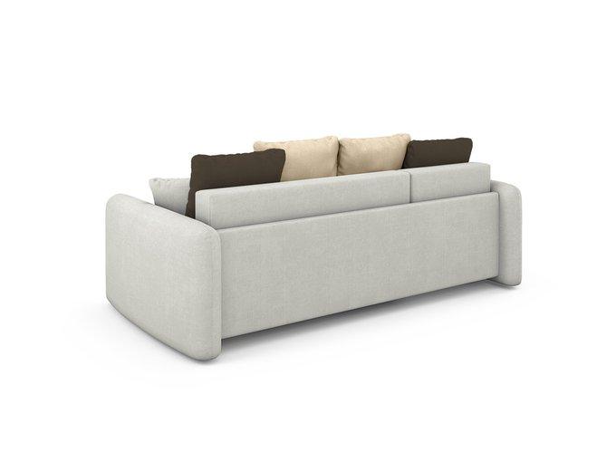 Угловой Диван-кровать Arti  левый белого цвета