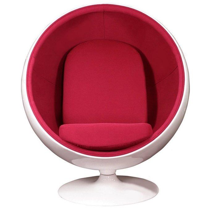 Кресло Eero Ball Chair Red