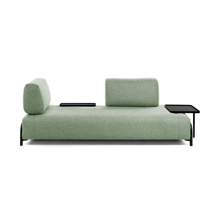 Диван Turquoise Compo светло-зеленого цвета