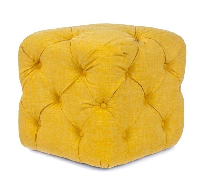 Пуф Amrit yellow