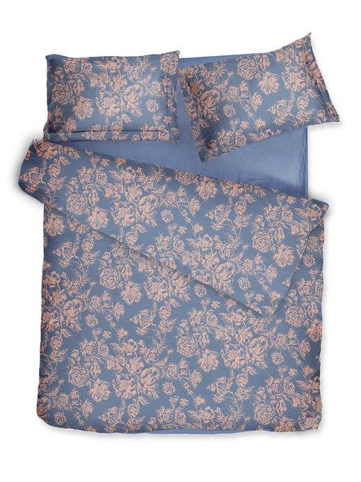 Комплект постельного белья Peony Copper из сатина