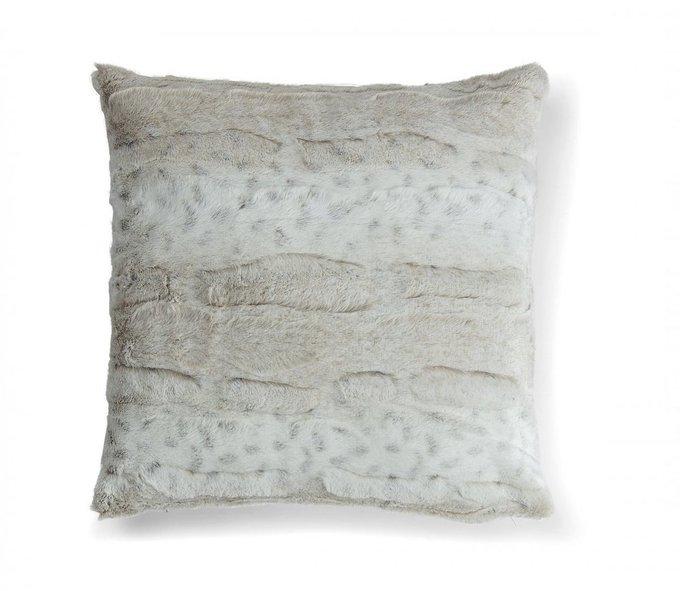 Чехол для подушки Jania светло-серого цвета 45х45
