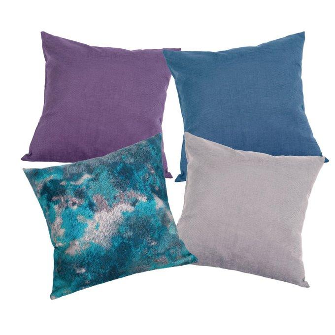Набор из четырех чехлов Alina Delphi с внутренними подушками