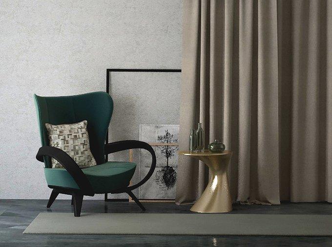 Кресло Apriori S с изящными подлокотниками