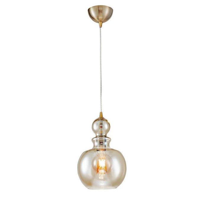 Подвесной светильник Tone с плафоном из стекла