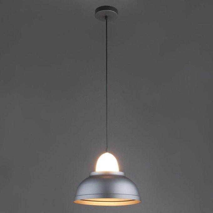 Подвесной светильник Serenity серого цвета