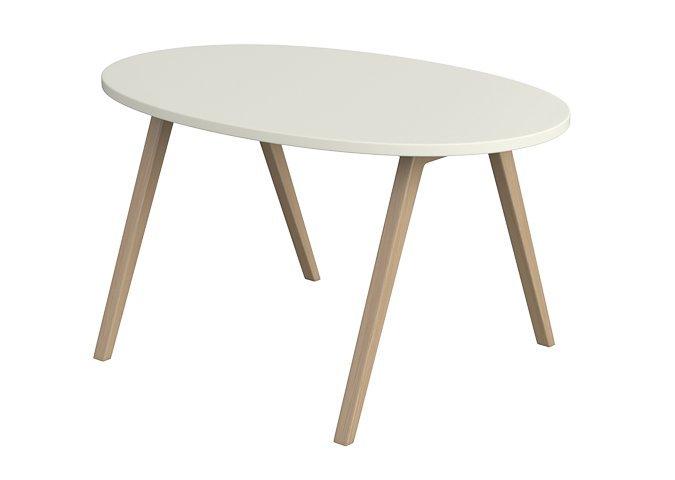 Столик Classic молочного цвета