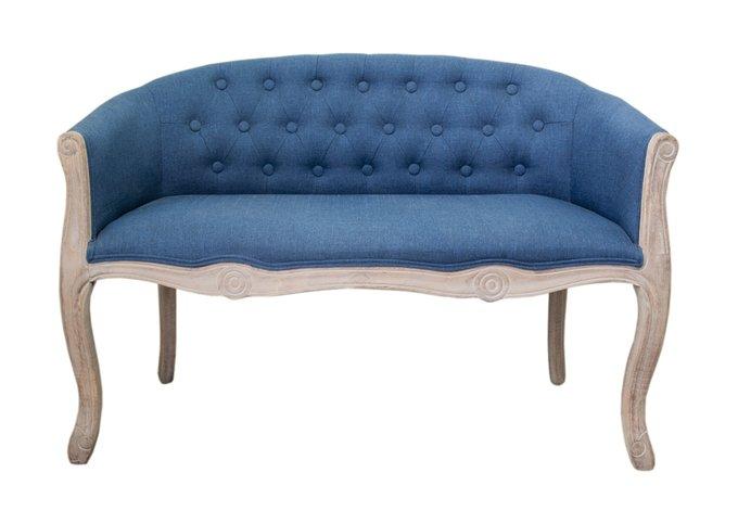 Кресло Kandy twin blue синего цвета