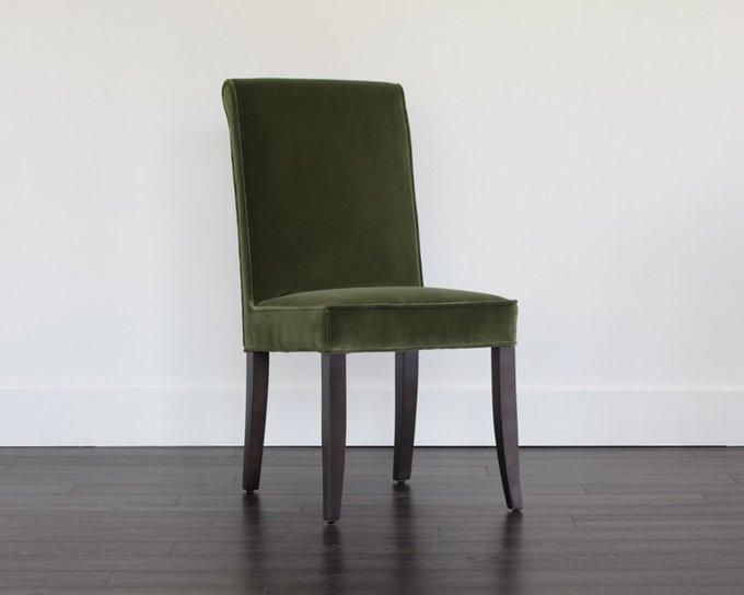 Стул George зеленого цвета