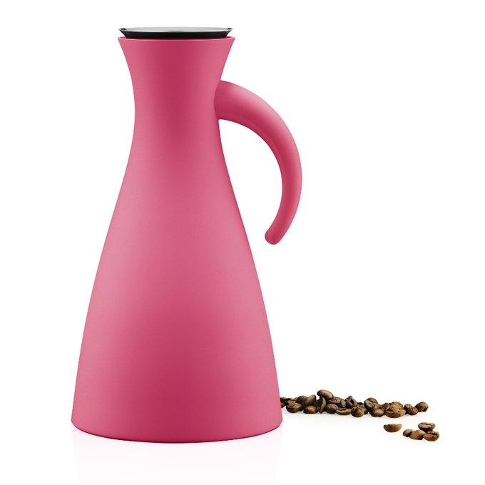 Термокувшин Vacuum розового цвета
