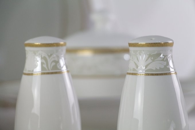 Набор посуды Marbella из фарфора