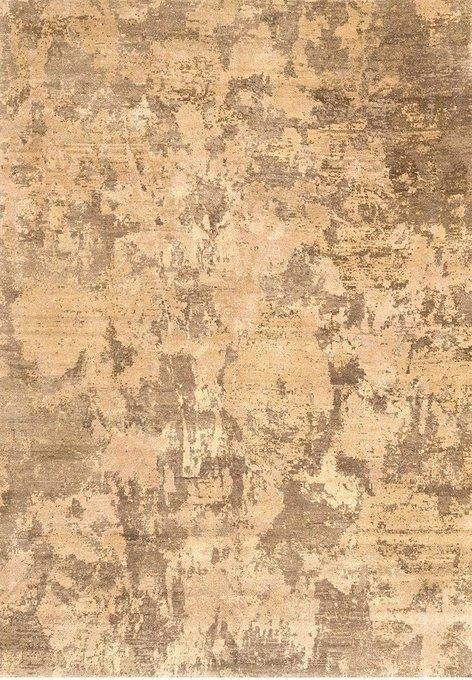 Ковер бежевого цвета 200х300