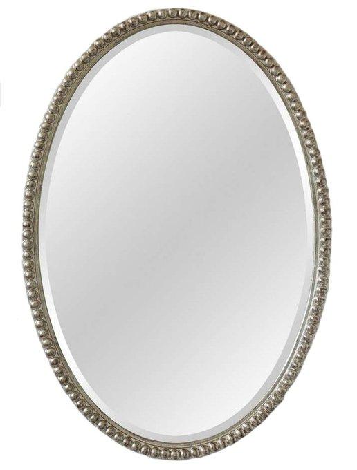 Зеркало в раме Globo Silver