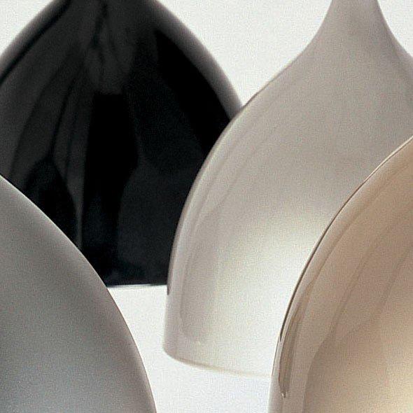 Подвесной светильник Rotaliana Drink с корпусом из металла цвета шампань