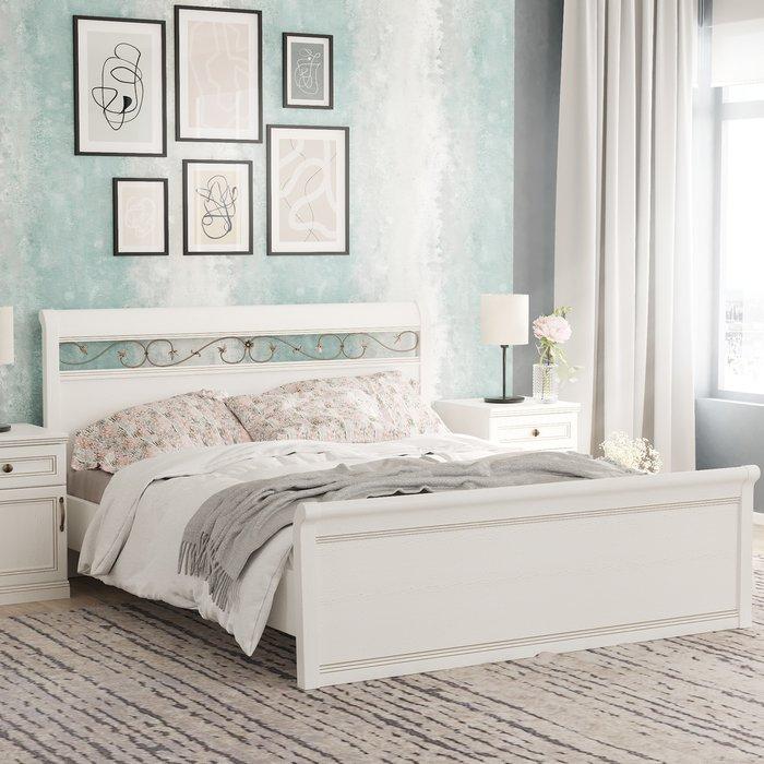 Кровать Белладжио 180х200 из дерева