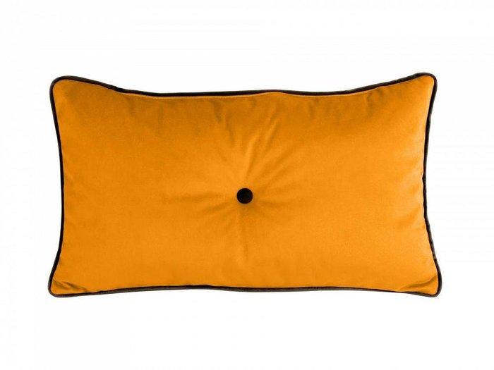 Подушка декоративная Pretty горчичного цвета