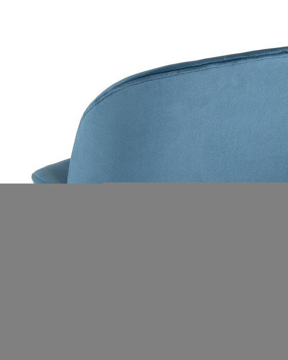 Стул Beetle синего цвета