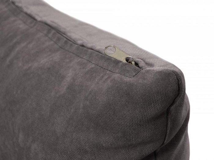Подушка Uglich темно-серого цвета