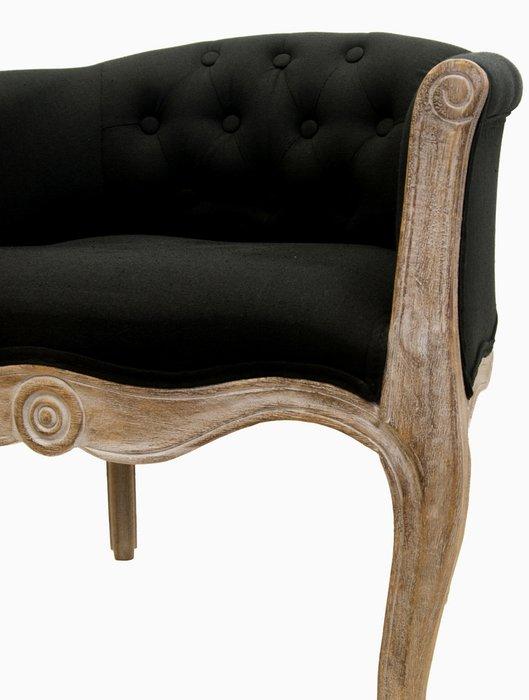 Кресло Kandy black