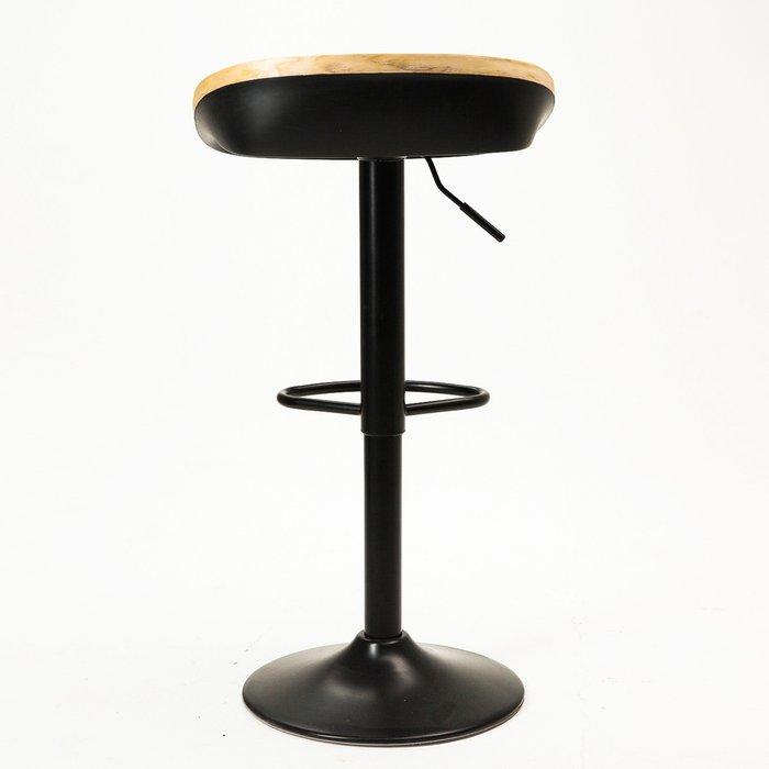 Барный стул Lou ясень black