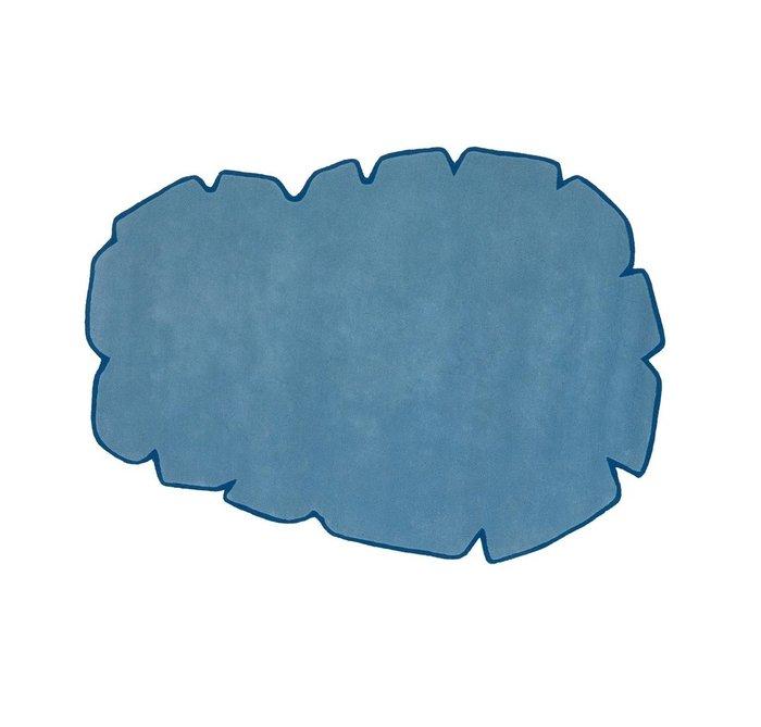 Ковер Cloud синего цвета 170х240