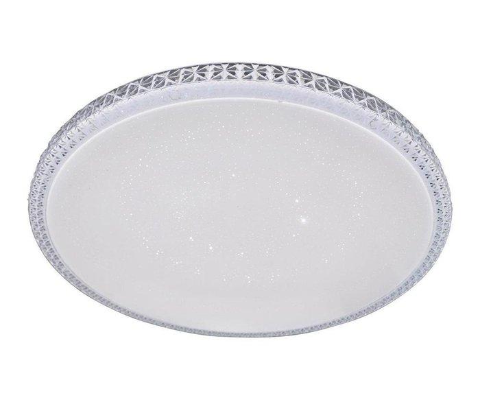 Потолочный светодиодный светильник Эста белого цвета
