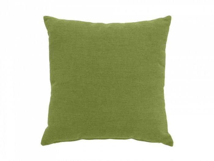 Подушка California 60х60 зеленого цвета