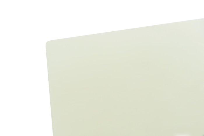 Раздвижной обеденный стол Гамбург со столешницей молочного цвета