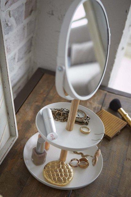 Настольное зеркало Tosca с подставкой для украшений