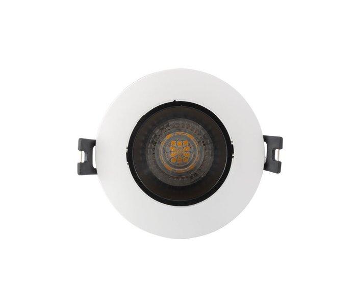 Точечный встраиваемый светильник