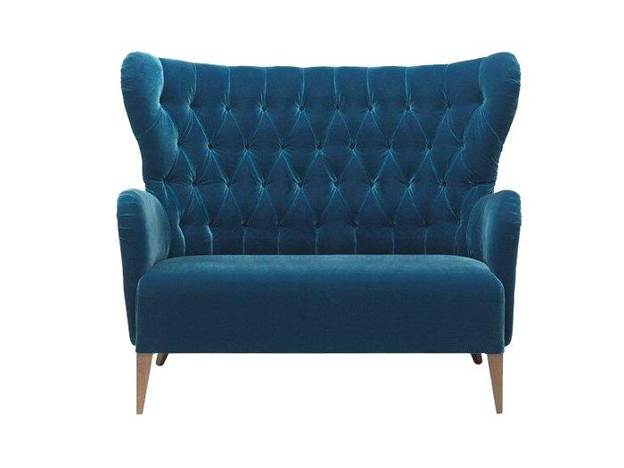 Прямой диван с высокой спинкой Патрик