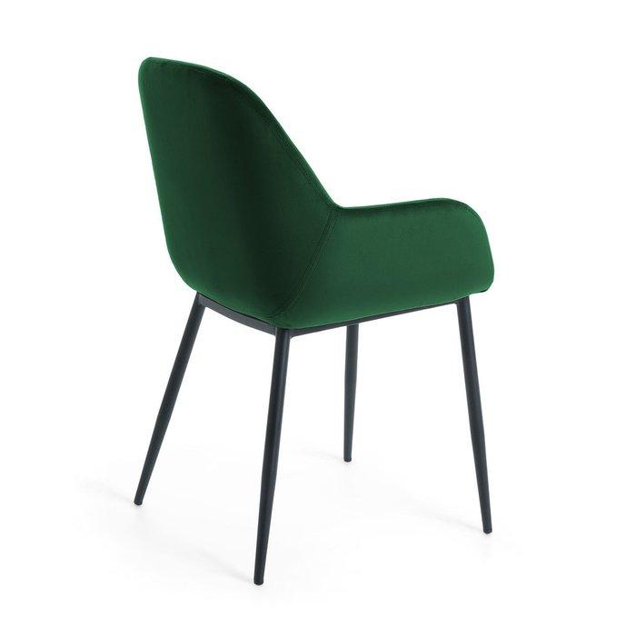Стул Koon зеленого цвета