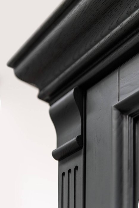 Шкаф четырехдверный Rimar цвета Готика