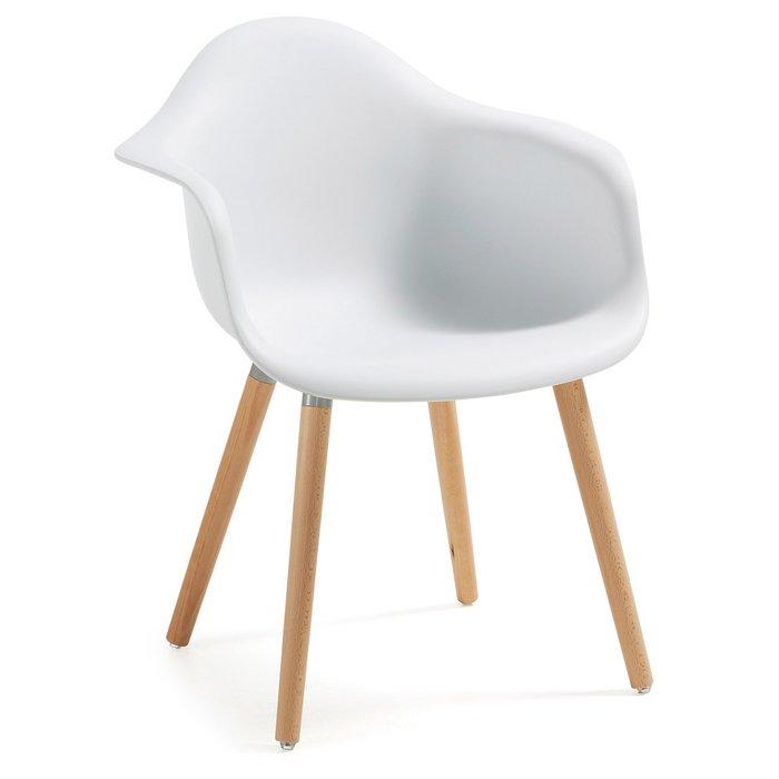 Кресло Kenna белое