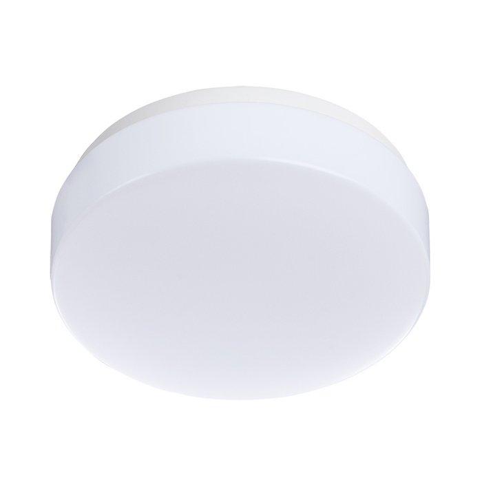 Встраиваемый светодиодный светильник Arte Lamp белого цвета