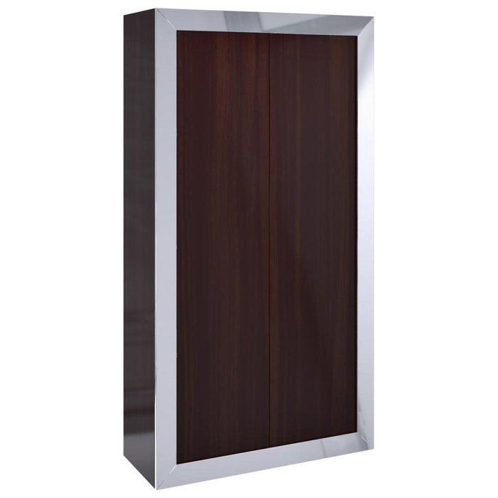 Шкаф Exclusive с двумя распашными дверцами